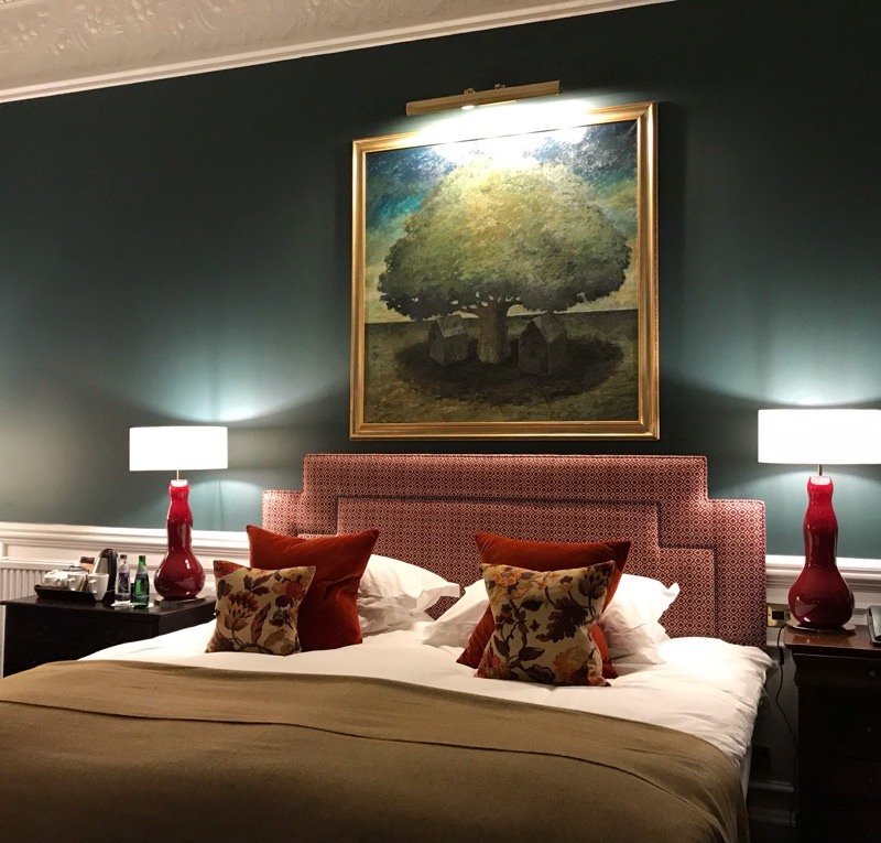 Accommodation: Refurbished rooms at One Devonshire Gardens