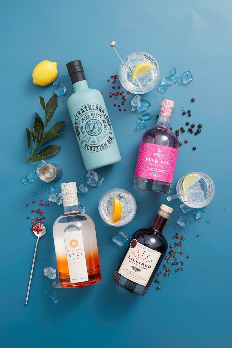 Lidl Scottish gin festival