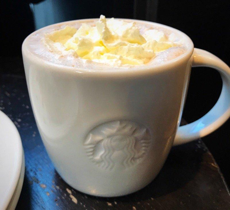 Starbucks Christmas 2018