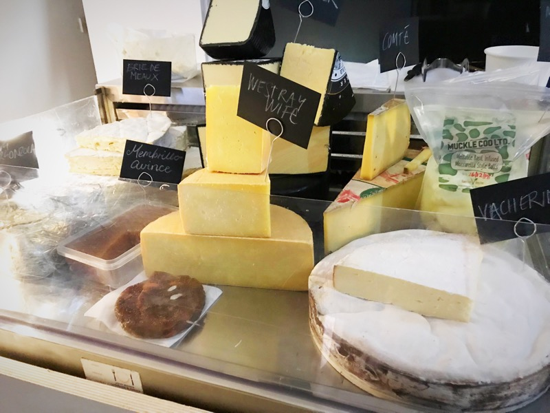 Starter culture Shawlands cheese pop up