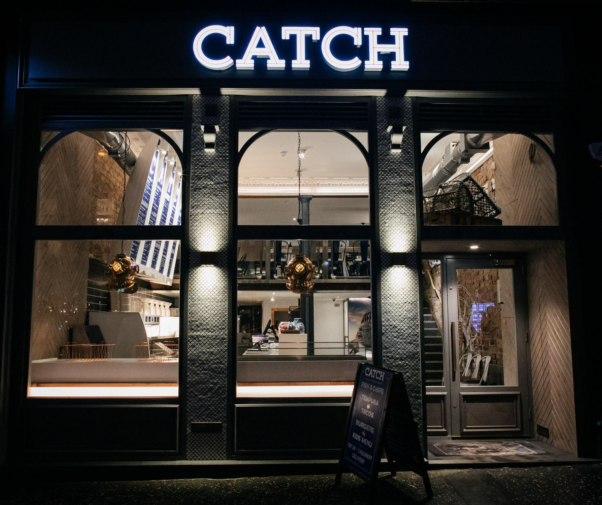catch west end glasgow gibson street