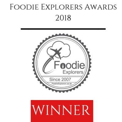 winner foodie explorers awards