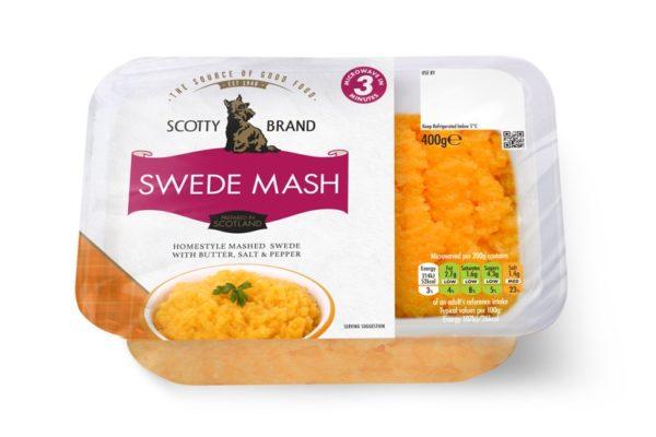 Scotty Brand swede mash Burns night