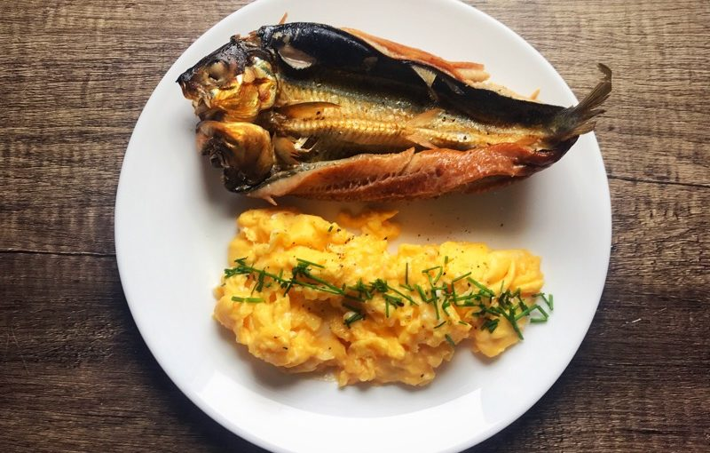 Recipe: Jugged Kippers for a weekend brunch
