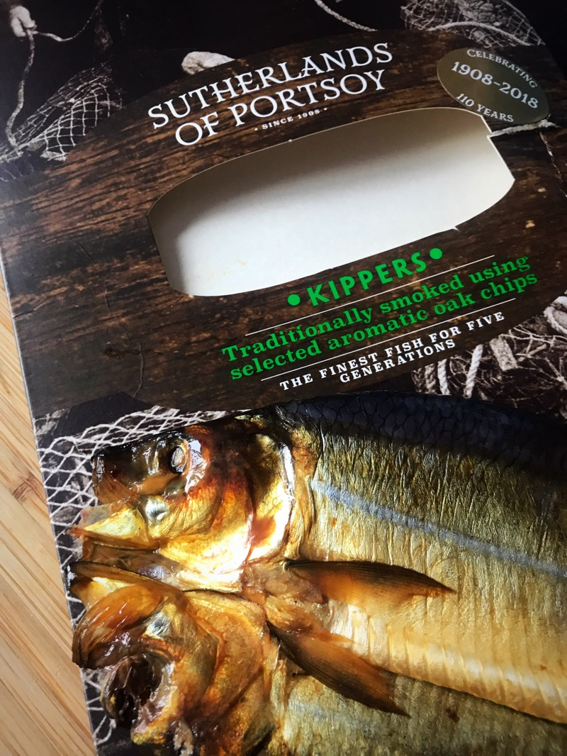 Foodie Explorers jugged kippers without the smell recipe