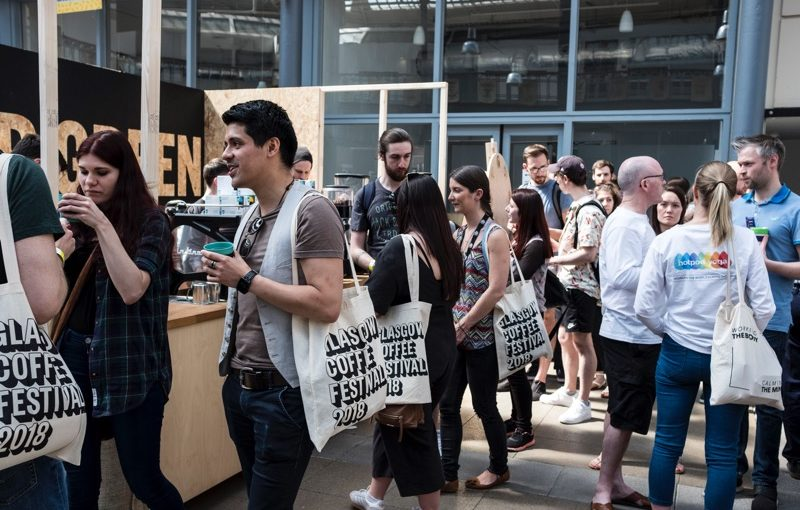 News: Get your tickets for Glasgow Coffee Festival!