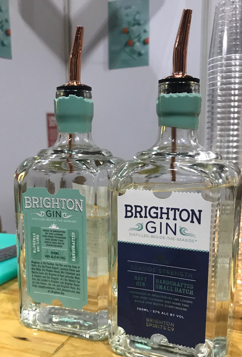 The gin to my tonic Glasgow gin exhibition show