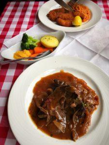 Pulcinella italian restaurant Glasgow foodie Explorers