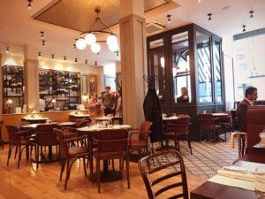 Côte Brasserie glasgow prestige lunch menu