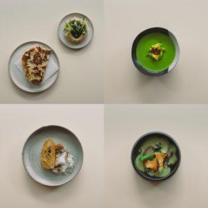 Supper club by Nico vegan tasting menu