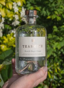 Teasmith Gin scottish Grown tea
