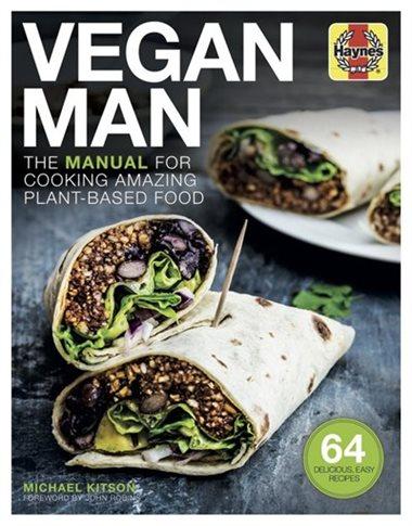 Vegan man Haynes
