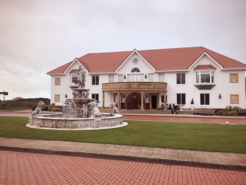 Trump Turnberry luxury hotel Scotland Golf