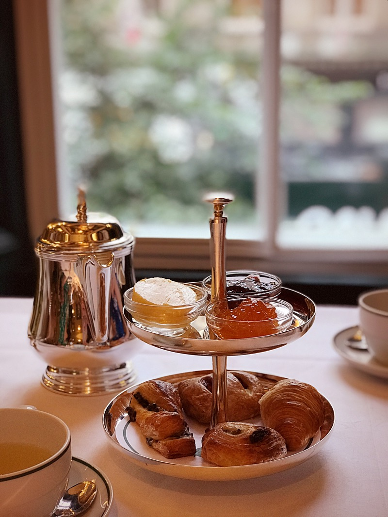 The Ivy Glasgow Breakfast