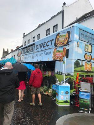 Comber Earlies Food Festival
