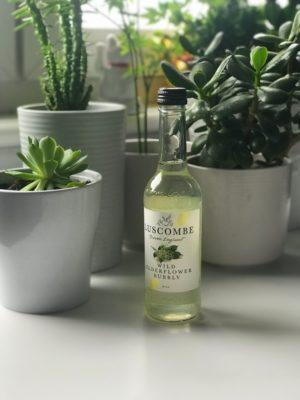 luscombe drinks wild elderflower bubbly