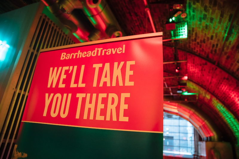 barrhead travel universal studios event