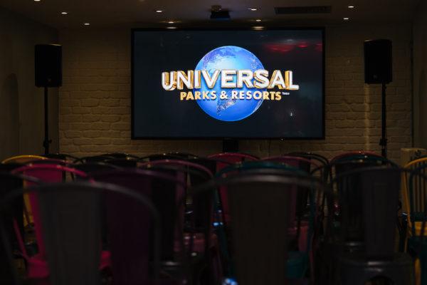 barrhead travel universal studios event
