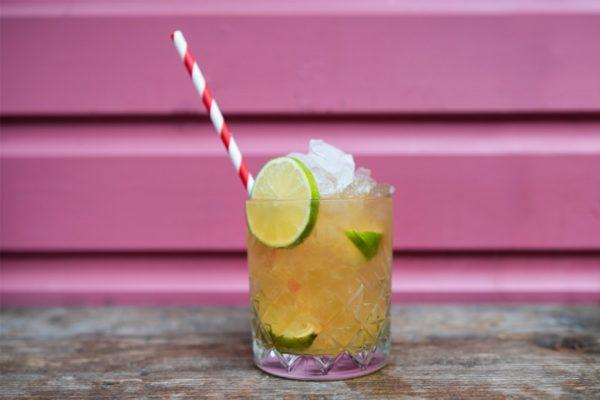 Bayou bar London cocktail