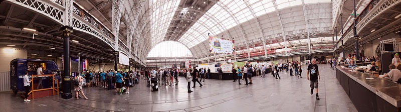 Great British Beer Festival CAMRA OLYMPIA London