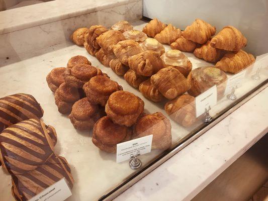 Dominique Ansel Bakery London cronut