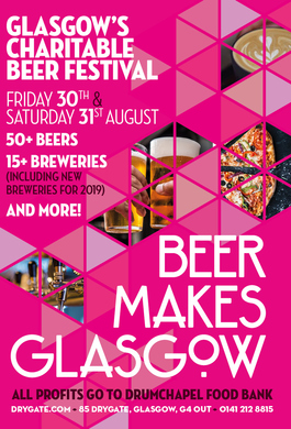 Beer makes Glasgow Festival