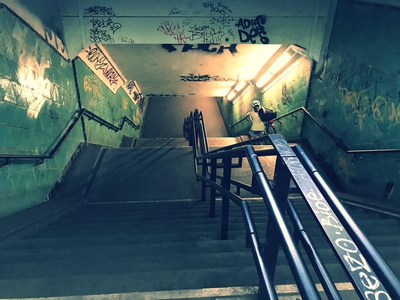 Berlin Köpenick Spree Tunnel