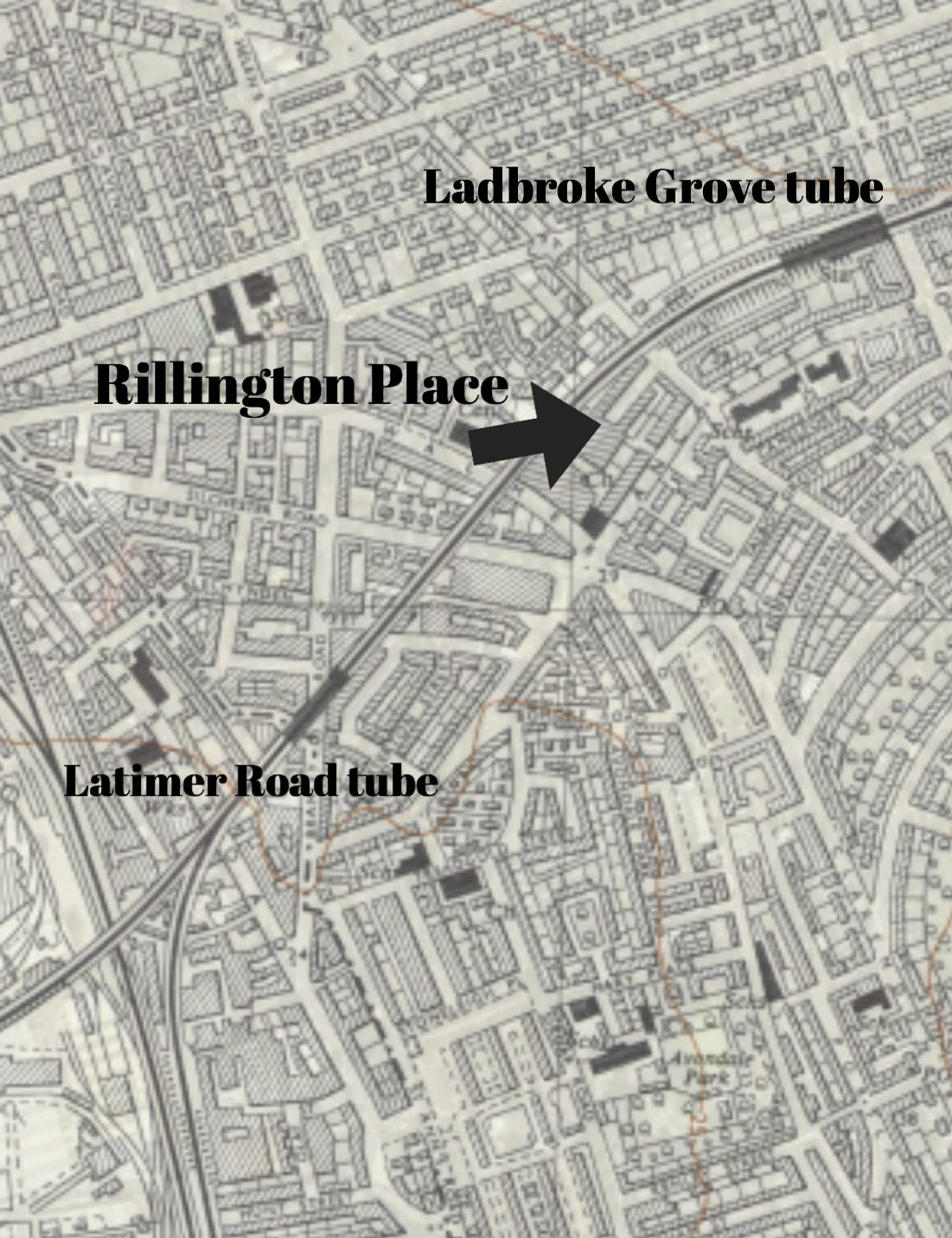 Ten rillington place London john Christie crime