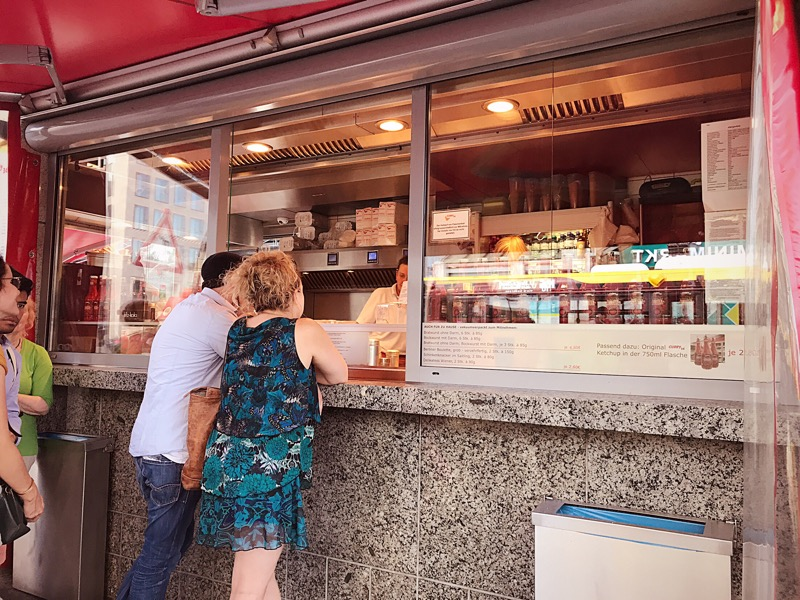 Curry 36 Currywurst best in Berlin