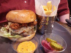o'neills glasgow grand central review foodie explorers