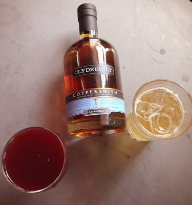 Ardgowan Distillery clydebuilt Coppersmith limited edition blended whisky