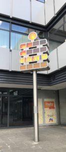 Light clock Berlin clock Mengenlehreuhr