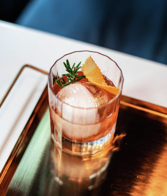 Glasgow cocktail week cocktail