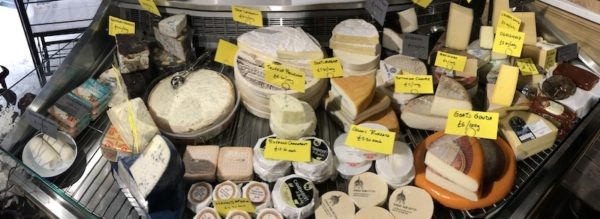 starter culture cheese wine shop shawlands