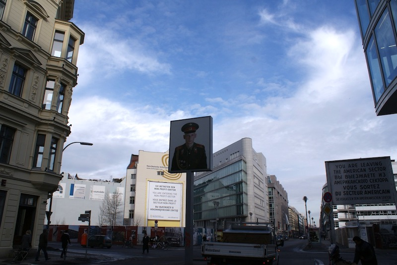berlin checkpoint charlie berlin