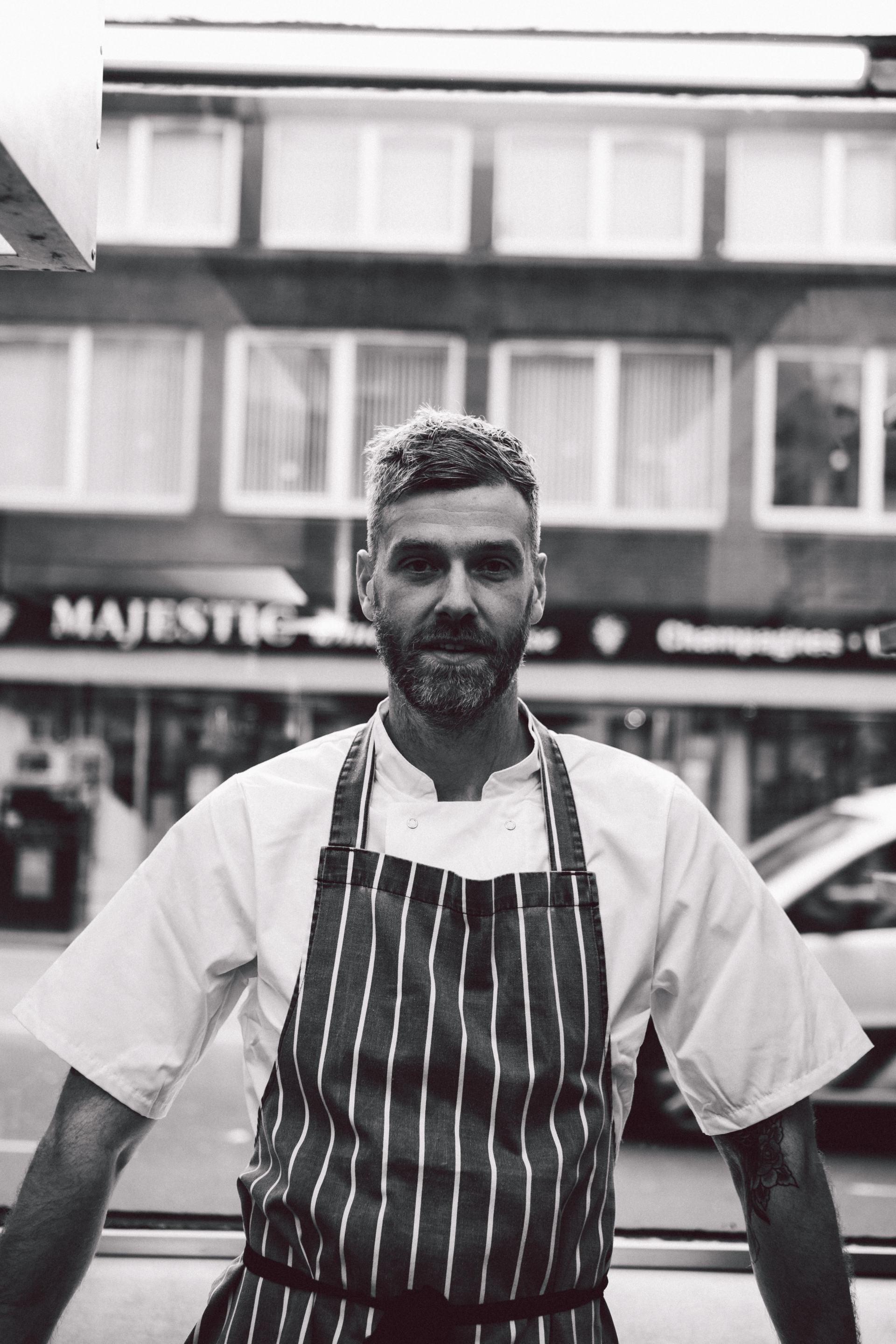88 west end Glasgow chef