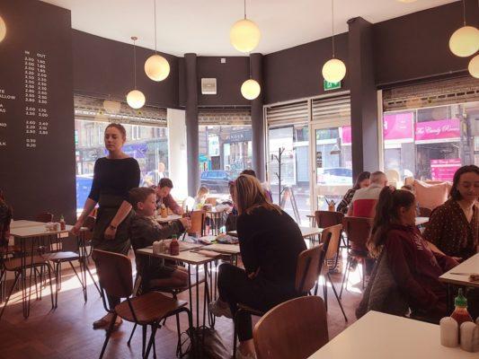Cafe Strange Brew Shawlands Glasgow brunch