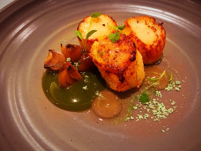 Vespers restaurant Culloden estate and spa Belfast