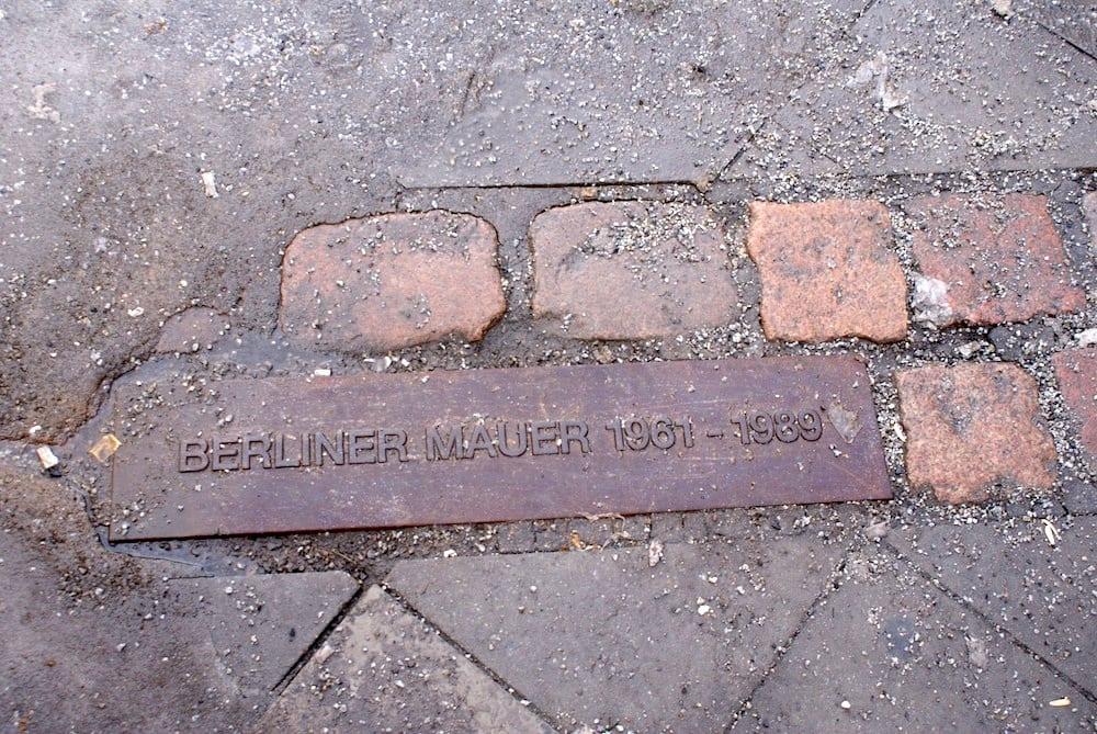 berlin wall berlin mauerweg