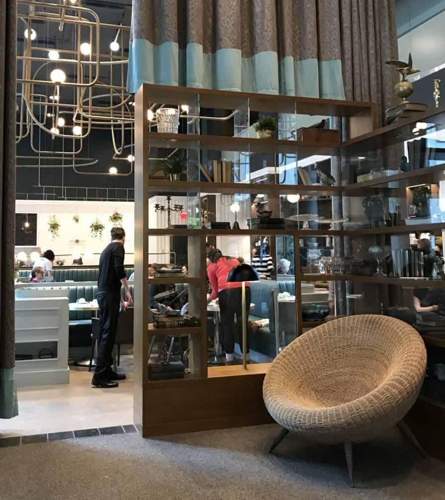 Le Germain Hotel Toronto Mercer inside
