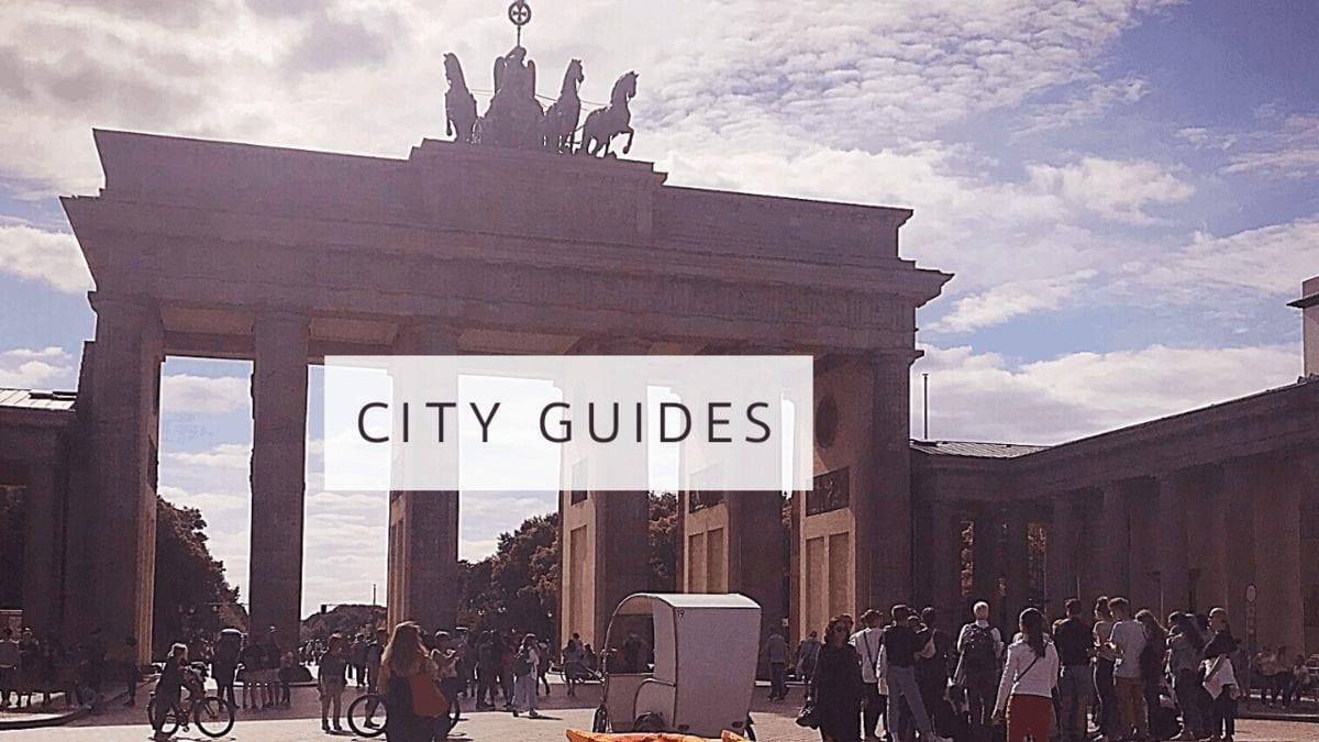 City Guides Widget Image