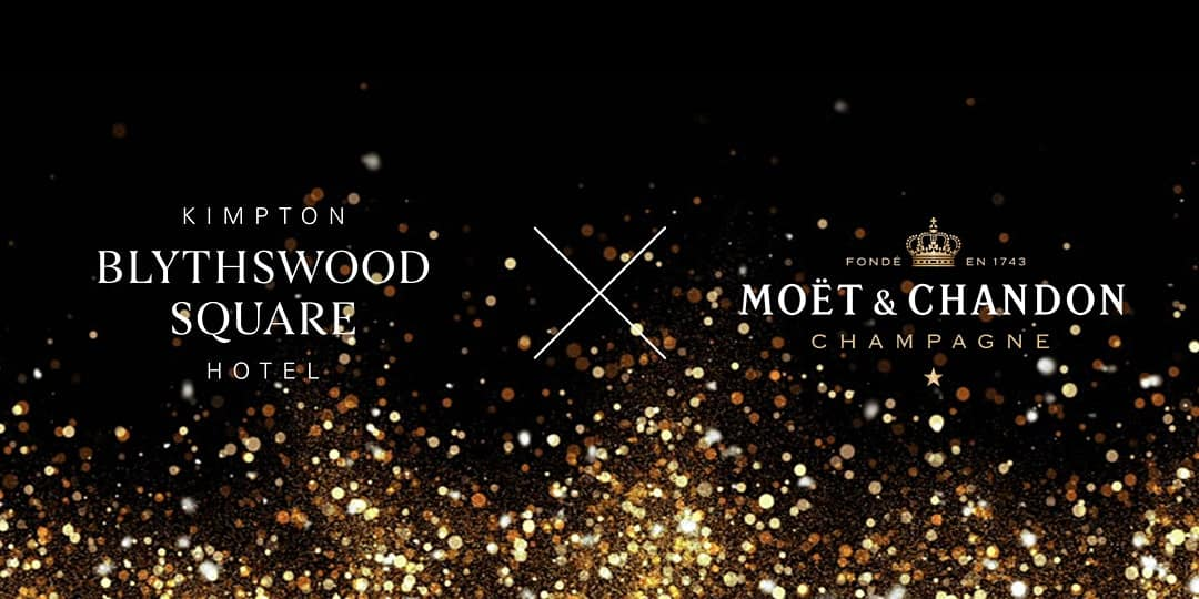 Möet and chandon kimpton champagne cinema club