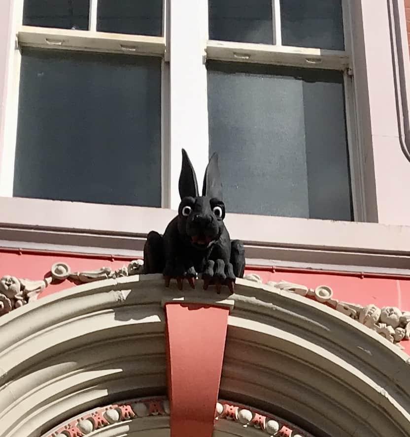 Vampire Rabbit Newcsatle