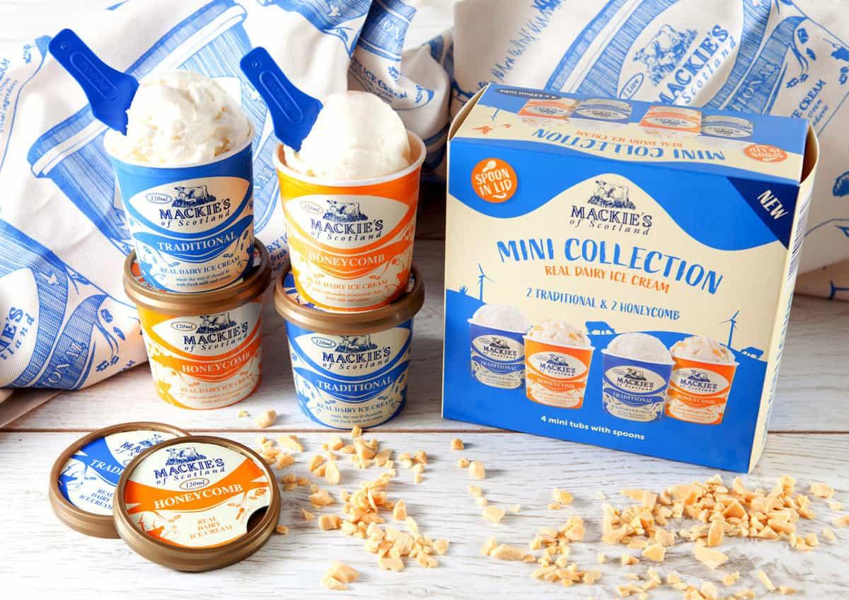 Mackies ice cream mini collection