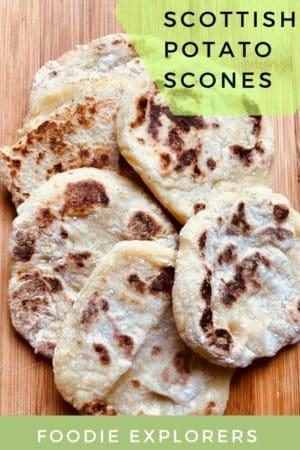 scottish potato scones recipe