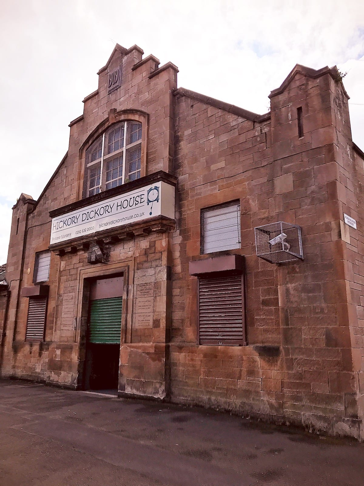 The Salvation Army Hall