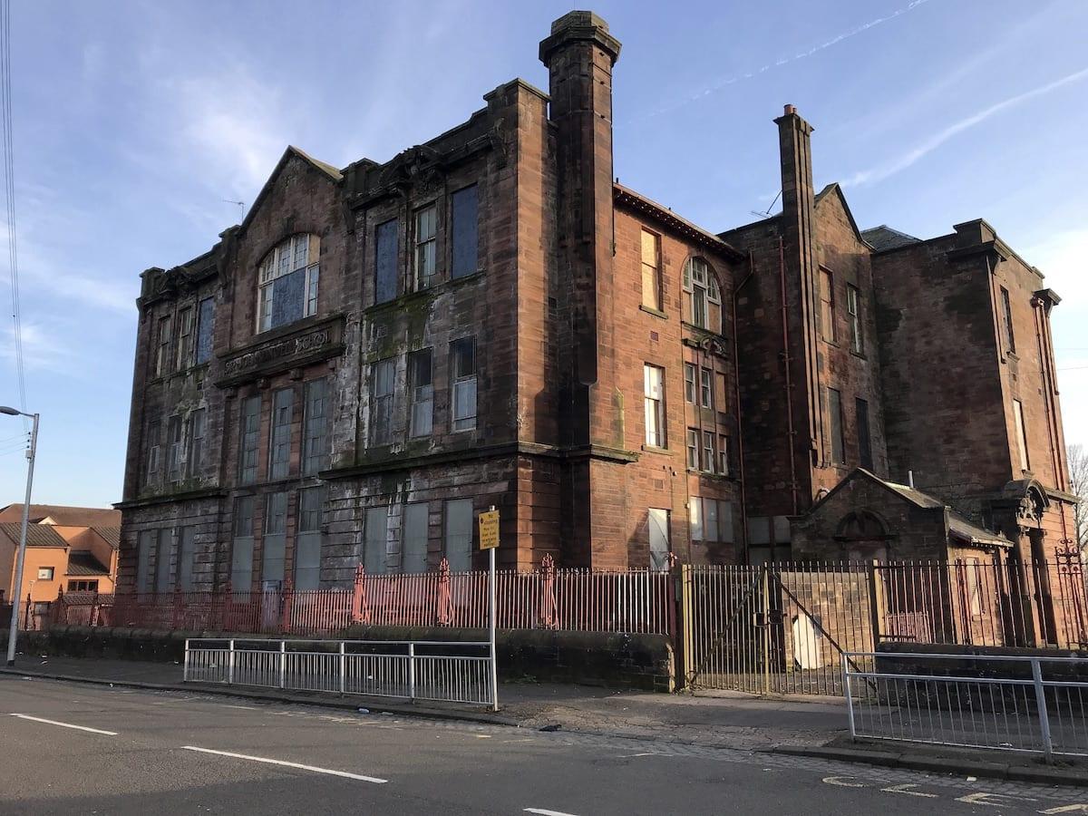 Sir John Maxwell Primary School