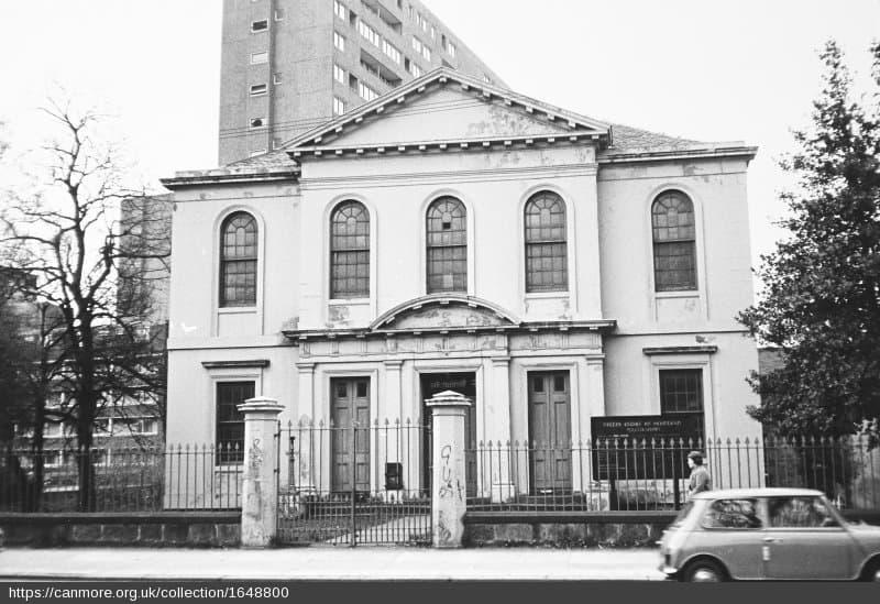 pollokshaws united free church