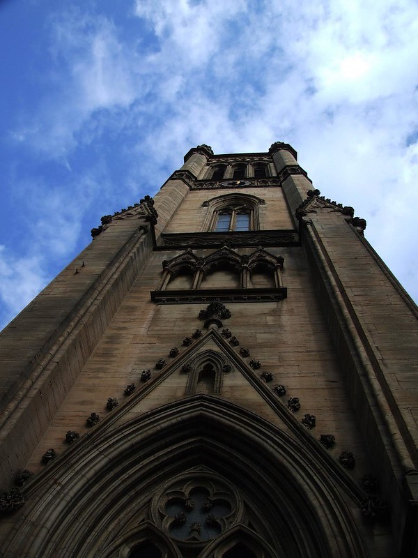 ramshorn church glasgow