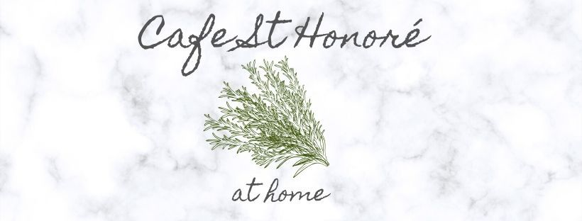 cafe st honore banner